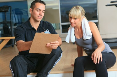 antrenor fitness personal