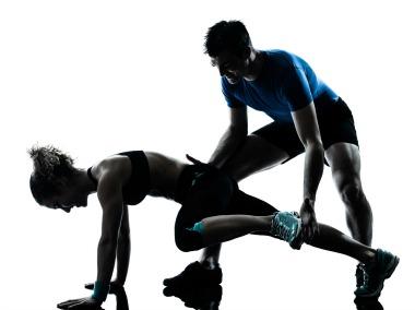 antrenor de fitness personal