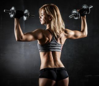 exercitii fitness pentru femei